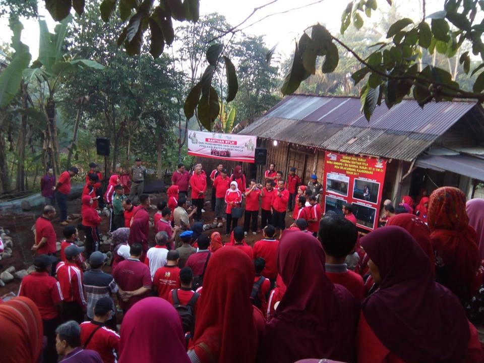 Jumlah Penduduk Kecamatan Kaligondang per Juni 2017