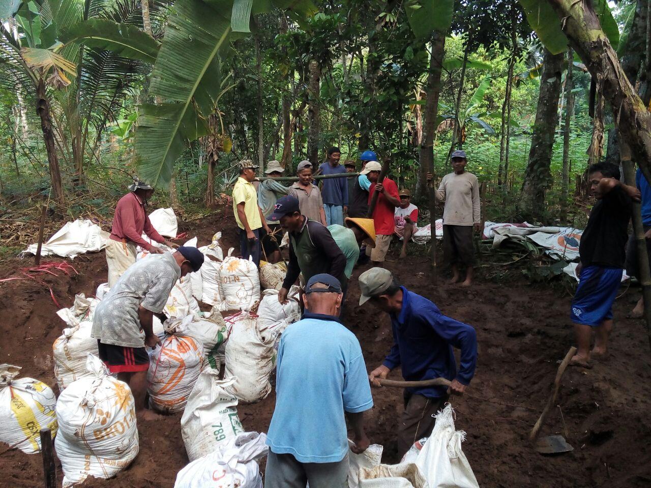 Susunan Kepengurusan KPMD Kecamatan Kaligondang