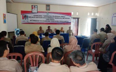 Dinkominfo Sosialisasikan Rintisan Desa Berbasis TI