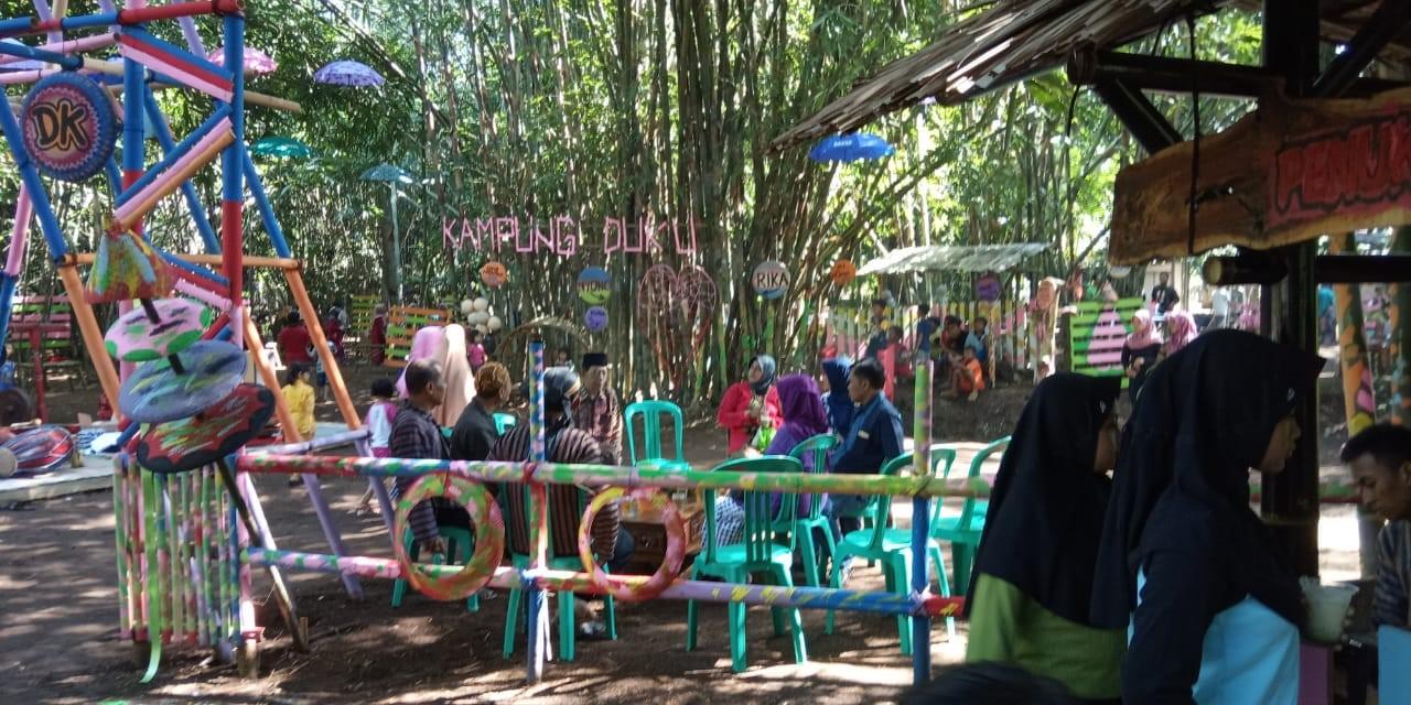 Menikmati Kuliner Ndeso Di Pasar Kampung Duku Kembaran Wetan