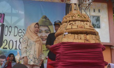 Festival Tahu Kesamen Warnai Khasanah Tahu Purbalingga